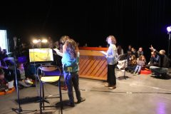 Lecture musicale du «Bateau de fortune»