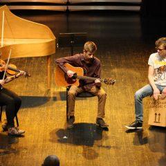 Concert d'élèves du 4 mai