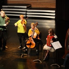 Concert d'élèves du 16 novembre
