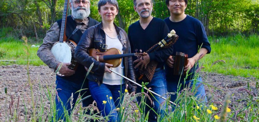 Bal Folk avec Auvergnatus au Channel le 19 novembre