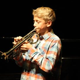 Concert d'élèves du 7 décembre
