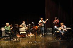 Audition des ateliers Musiques actuelles Jazz du 8 décembre