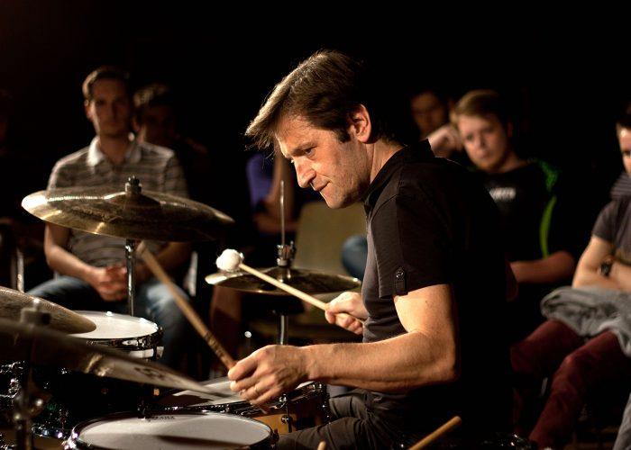 Master-class batterie et récital le 21 janvier avec Franck Agulhon