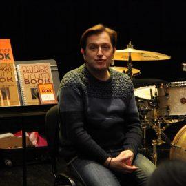 Master-class avec Franck Agulhon, le 21 janvier 2017