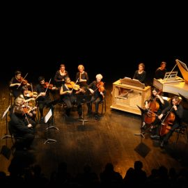 Concert « Collectif Baroque », le 10 mars 2017