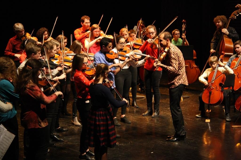 Concert «Side by side» avec le Brussel Chamber Orchestra, le 19 mars 2017
