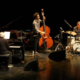 Concert de Francis Lockwood Trio, le 5 mai