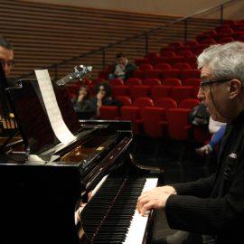 Master-class piano-atelier jazz avec le Francis Lockwood Trio, le 6 mai