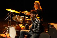 Concert d'élèves, le 10 mai