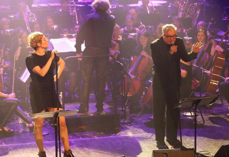 L'orchestre symphonique du Pas-de-Calais et Sanseverino ont enflammé le Grand Théâtre