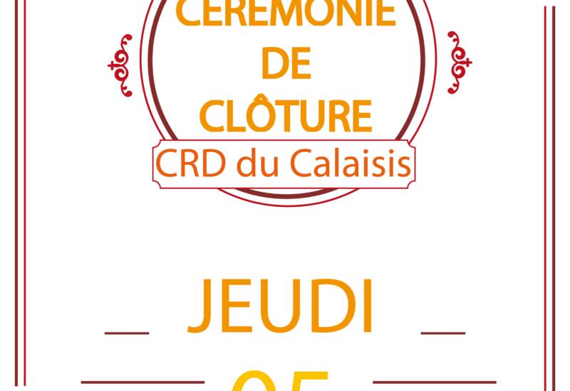 Cérémonie de Clôture du Conservatoire
