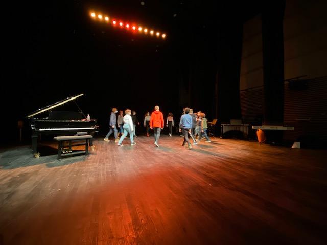 Restitutions des Classes à Horaires Aménagés (CHAM) – Chants à danser – 04.02.21