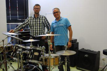 Département percussion