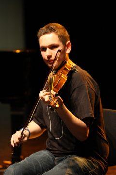 Concert d'élèves du 16 mars