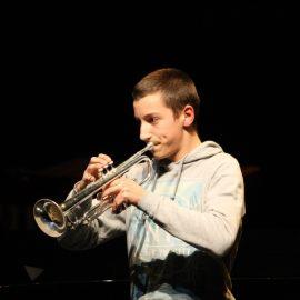 Concert d'élèves, le 25 janvier 2017