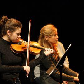Concert d'élèves, le 8 février 2017