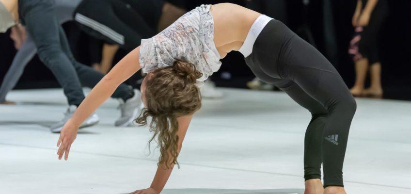Rentrée 2021 : des cours de danse avec la Cie Hervé Koubi